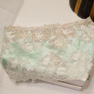 Victoria Secret Garter Belt with thongs